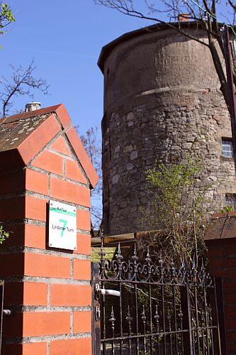 Lindener Turm Biergarten