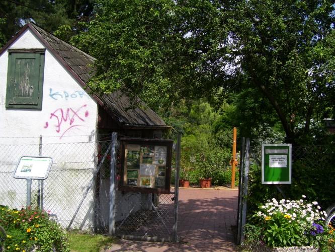 Botanischer Schulgarten Linden