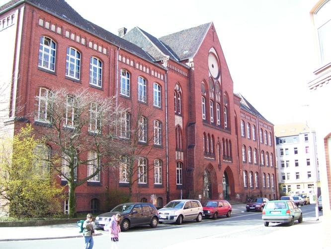 Eichendorfschule in Linden-Nord
