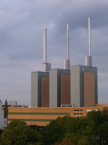 Heizkraftwerk Linden