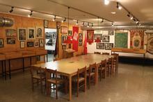 Geschichtskabinett im Freizeitheim Linden