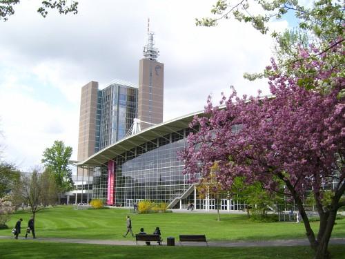 Messegelände Hannover