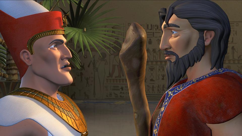 Ramses und Moses