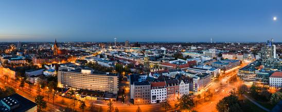 Hannover Panorama (© Mapics - fotolia.com)