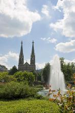 Stadtkirche Baden-Baden (Foto: Wikipedia - Bäderstadt CC BY-SA 3.0