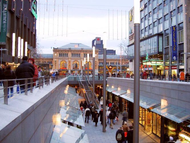 Einkaufsstadt Hannover