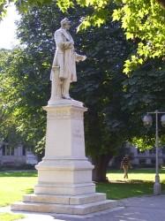Denkmal für Louis Stomeyer