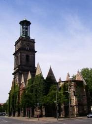 Ruine der Aegidienkirche