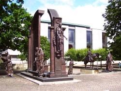 Denkmal für die Göttinger Sieben