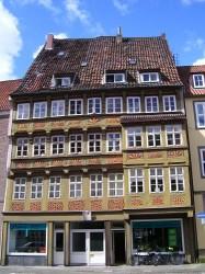 Hannovers ältestes Bürgerhaus (Burgstraße 12)