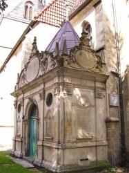 Duvekapelle an der Kreuzkirche