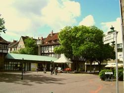 Ballhofplatz ein Schmuckstück in Hannover