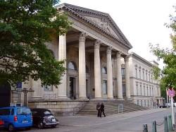 Das Leineschloss (Niedersächsischer Landtag)