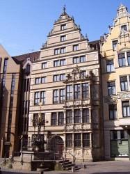 Leibnizhaus am Holzmarkt