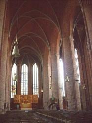 Marktkirche innen