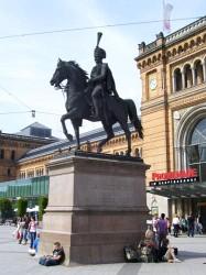 Treffpunkt unter'm Schwanz - Ernst August I.
