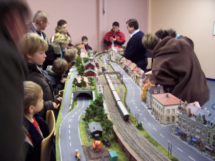 Modellbahn Ausstellung