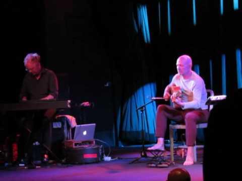 Ottmar Liebert and Luna Negra played at The Soiled Dove Underground on October 21, 2016