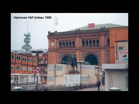 UMBAU HANNOVER HBF 1998