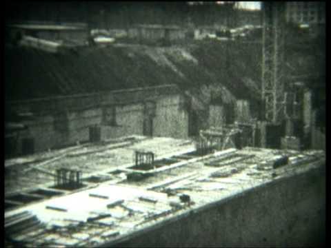 U-Bahn-Bau in Hannover (1968-1975) - Teil 3