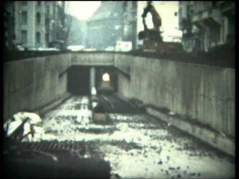U-Bahn-Bau in Hannover (1968-1975) - Teil 2