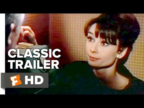 Charade (1963) Official Trailer - Cary Grant, Audrey Hepburn Movie HD
