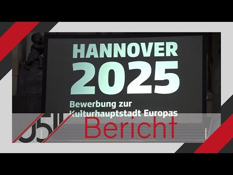 Kulturhauptstadt 2025: Hannover stellt zweites Bewerbungsbuch vor