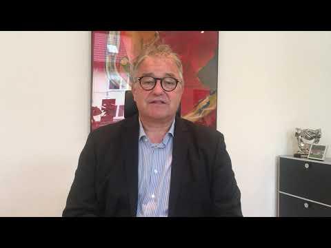 Regionspräsident Hauke Jagau zur Corona-Allgemeinverfügung und Maskenpflicht im öffentlichen Raum