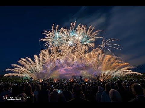 Int. Feuerwerkswettbewerb Hannover 2019 | Frankreich - Fantasias 19.05.2019