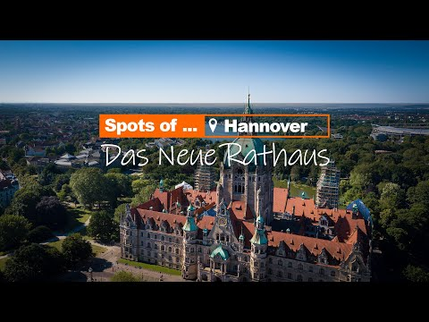 Das Neue Rathaus | Spots of Hannover | Deutsch | HD | #spots_of