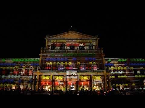 Hannover leuchtet - Opernhaus