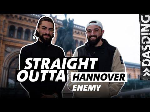 Medizinstudent und Rapper - Straight Outta Hannover mit Enemy   DASDING