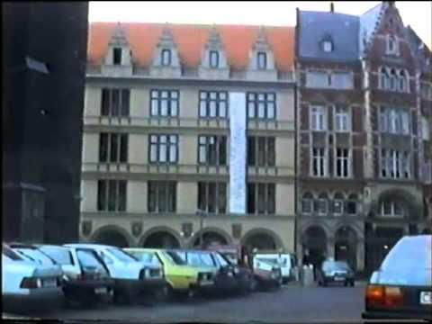 Hannover 1989 - Fahrt durch die Stadt - Teil 2