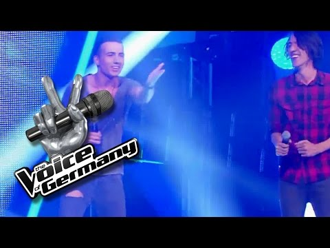 Shut Up And Dance - Walk the Moon | Mitchy & André Katawazi | The Voice of Germany 2015 | Audition
