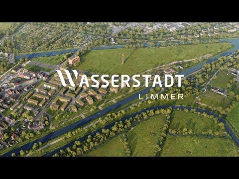 Wasserstadt Limmer in Hannover