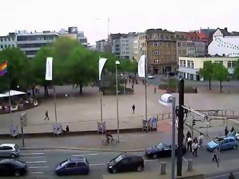 """24 Stunden Webcam """"Am Steintor"""""""