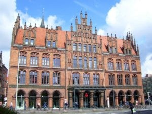 Das alte Rathaus: Ab 1303 Amtsitz der Bürgermeister in Hannover