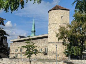 Beginenturm und Historisches Museum
