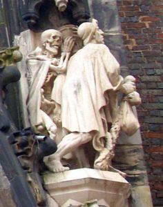 Der heilige Jacobus
