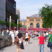 Verkaufsoffener Sonntag Hannover in der Bahnhofstraße