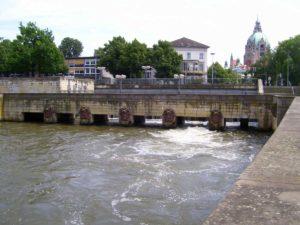 Flußwasserkunst