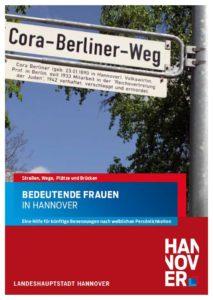 Bedeutende Frauen in Hannover