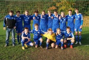 Jugendmannschafts der SG Everloh/Ditterke