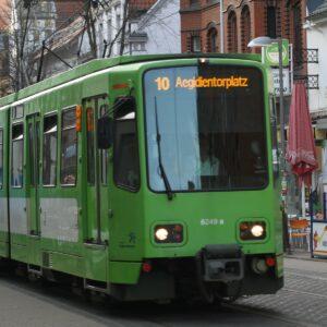 Bahn Linie 10