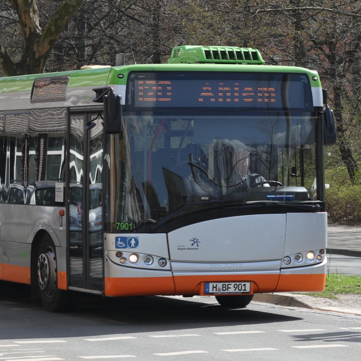 Bus Ahlem