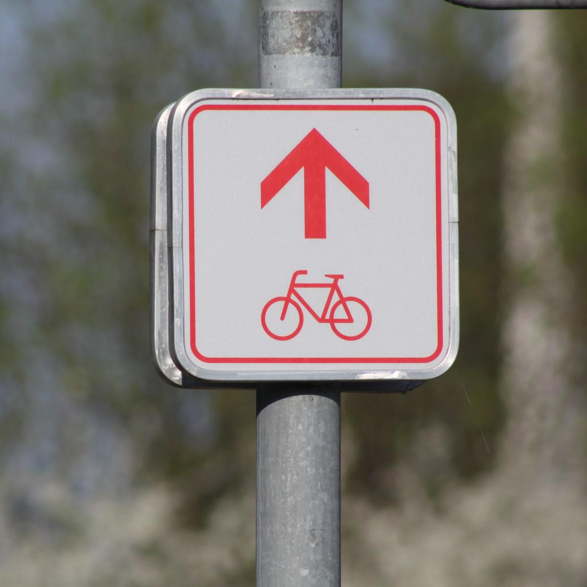 Fahrradroute