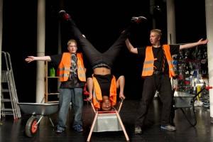 Tanz- und Theaterfestival 2015 (Foto: Jonas Gonell)