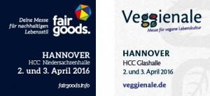 fairgoods und Veggienale