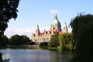 Typisch Hannover: Das neues Rathaus