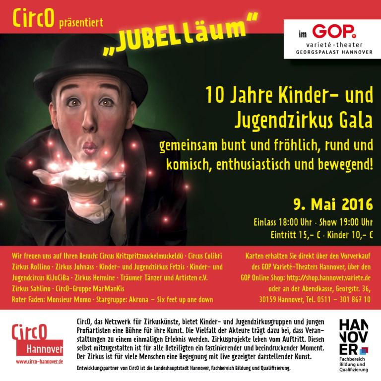 CircO Gala im GOP